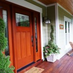 : Ideas of craftsman style front doors can be bravely borrowed from