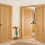 : Indoor solid wood doors made of precious kinds of wood will beautify any interior