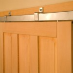 : Inexpensive interior barn door hardware is available online