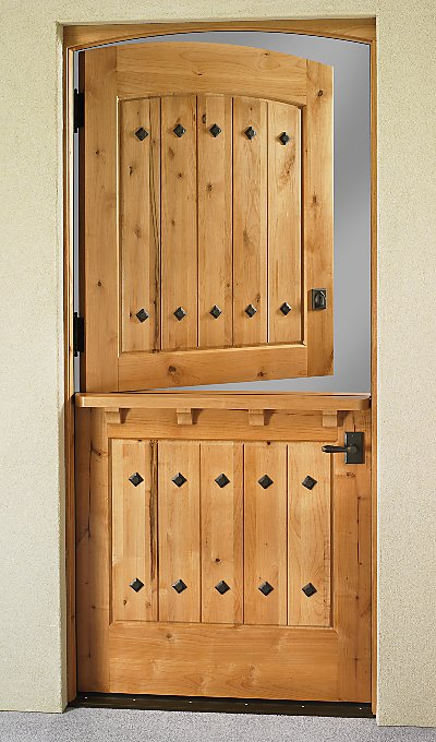Interior Dutch door UK is made for the comfort of its owners