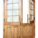 : Interior Dutch door for sale is a quality and affordable piece of interior