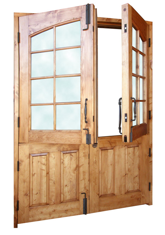 Interior Dutch door for sale is a quality and affordable piece of interior