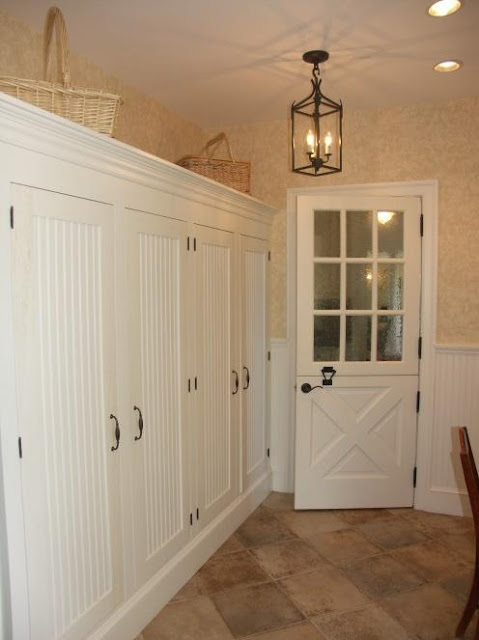 Interior Dutch style doors can satisfy any taste