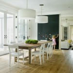 : Interior French doors with side panels look very esthetic