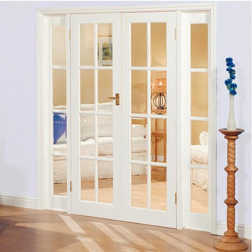 Interior French Doors With Sidelights And Transom Is A Marvelous