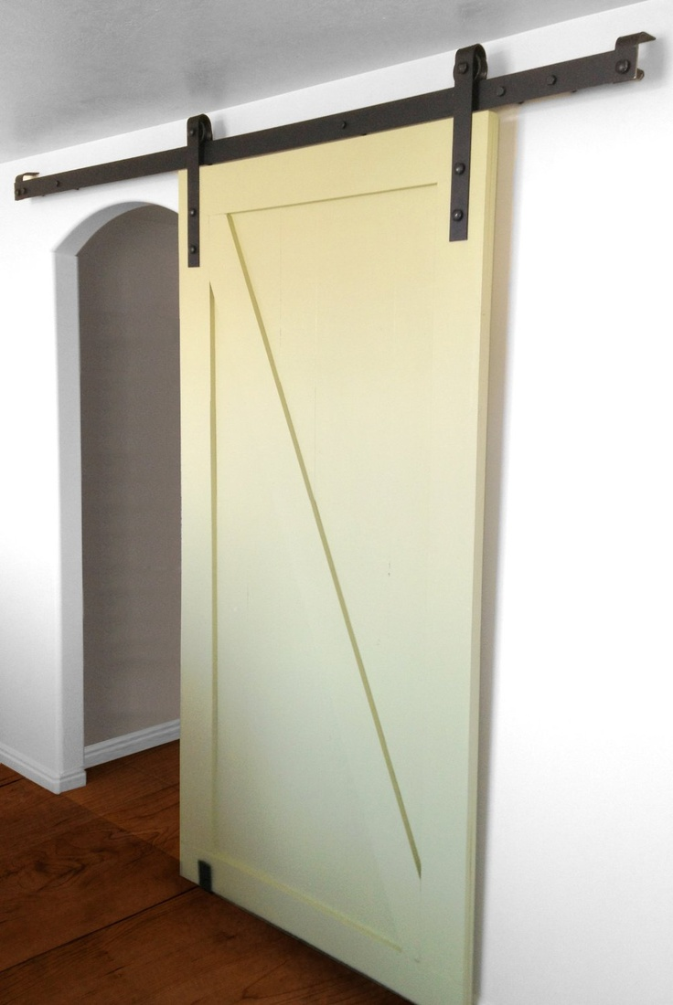 Interior barn doors for sale in UK and hardware for the doors can be ordered online