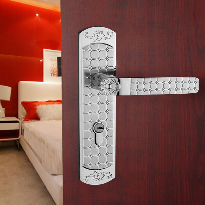 Interior door handles for homes are manufactured to the highest standard