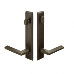 Interior door lever sets will help you to furnish all your doors in the same style