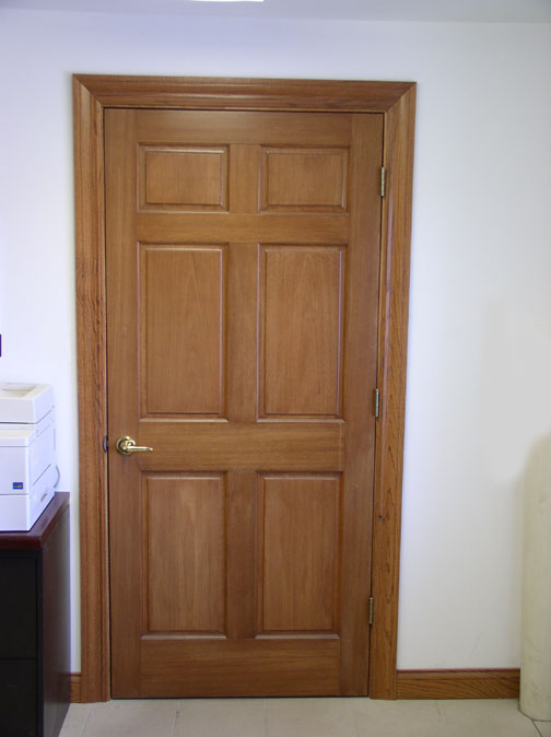 Interior doors wholesale prices vary according to its design