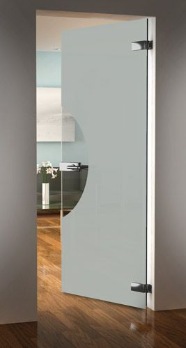 Interior frameless glass doors in the UK should be quality