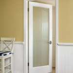 : Interior glass doors for home are likely to be etched