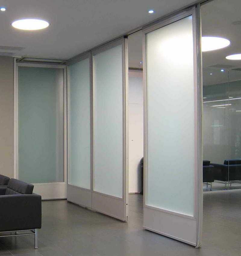 Interior glass doors in the UK is good for commercial use