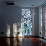 Interior glass doors with designs will decorate the place