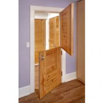 : Interior oak Dutch door is an exquisite thing for any interior