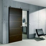 : Interior sliding door with lock can protect you from any kinds of intruders immediately