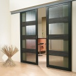 Interior sliding doors ideas can be chosen right in the stores
