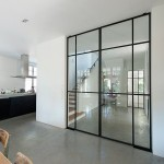 Interior steel doors and frames are sound proof