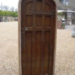: Internal oak doors can be reclaimed from other furniture