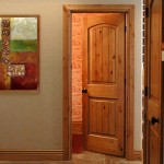 Knotty alder interior doors for sale can be found in Internet