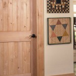 : Masonite soundproof interior door is very effective