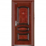 : Metal exterior entry doors secure your house perfectly