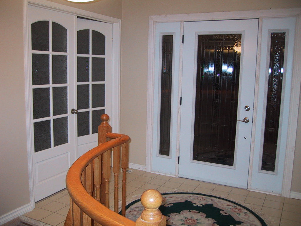 Mobile home interior French doors will dramatically change the look of your small housing