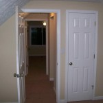 : Mobile home interior prehung doors are easy to install