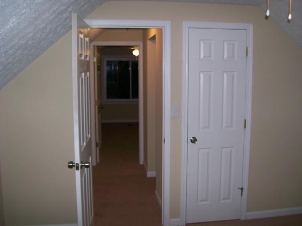 Mobile home interior prehung doors are easy to install