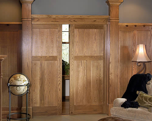 Panel craftsman interior doors tend to catch looks of so many customers that