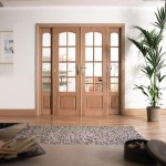 : Prefinished interior doors are popular in the UK