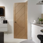 Prefinished internal doors are popular in the UK