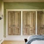 : Prefinished slab interior doors are light weighted