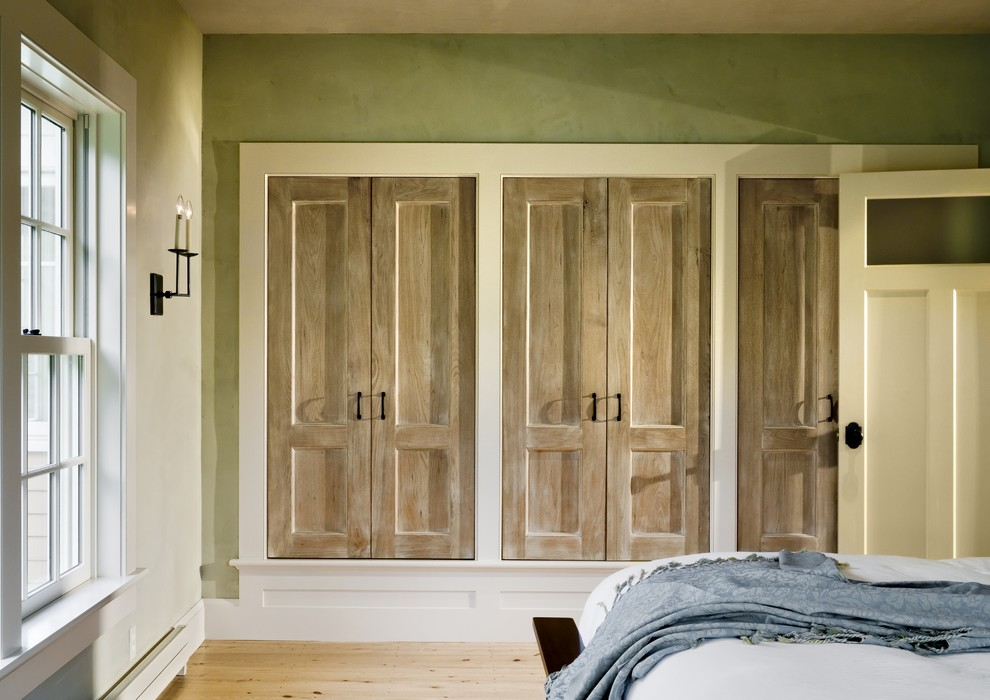 Prefinished slab interior doors are light weighted