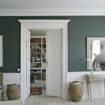 : Prefinished white interior French doors have esthetic look