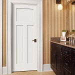 : Prehung craftsman interior doors can easily boost your self confidence