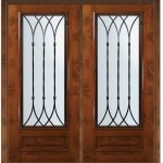 : Prehung exterior doors are widely used in the UK