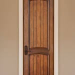 : Quality solid wood interior doors are easy to care and will serve you for long