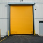 : Quick roll up door is also called high speed roll up door