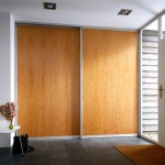 : Replacement of interior sliding doors must be properly done