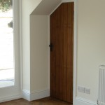 : Replacement of internal doors with frames is a difficult task