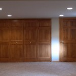 : Replacement of white interior doors is a great solution