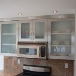 : Residential interior metal doors will suit for a cabinet