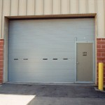: Roll up door with pass door can be chosen for garage or your barn
