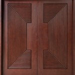 Rona wood storm doors have awesome design and provide perfect protection