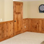 : Shaker style 3 panel interior doors are good for bedroom