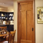 : Slab craftsman interior door can be bought for cheap and still they can make
