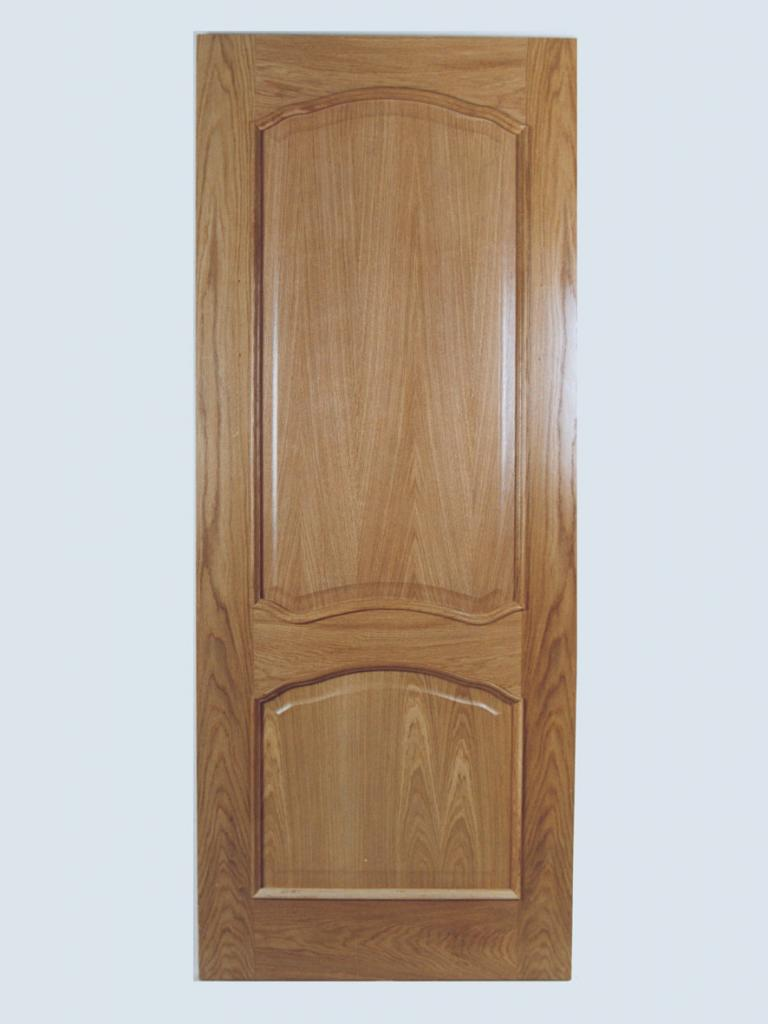 Solid oak prefinished interior doors live a long life