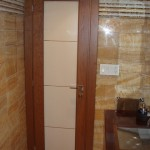: Solid teak interior doors are preferred by many customers