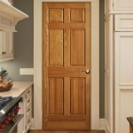 : Solid wood craftsman interior doors can be used for decades and they can