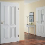 : Solid wood doors white are most frequently ordered internal doors